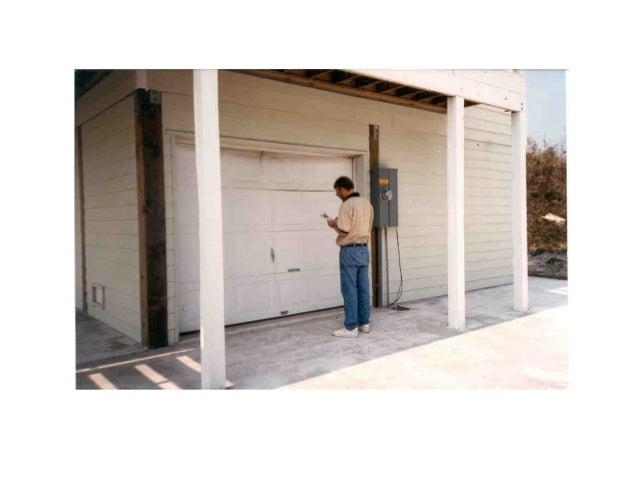 Wind load Wind code garage doors