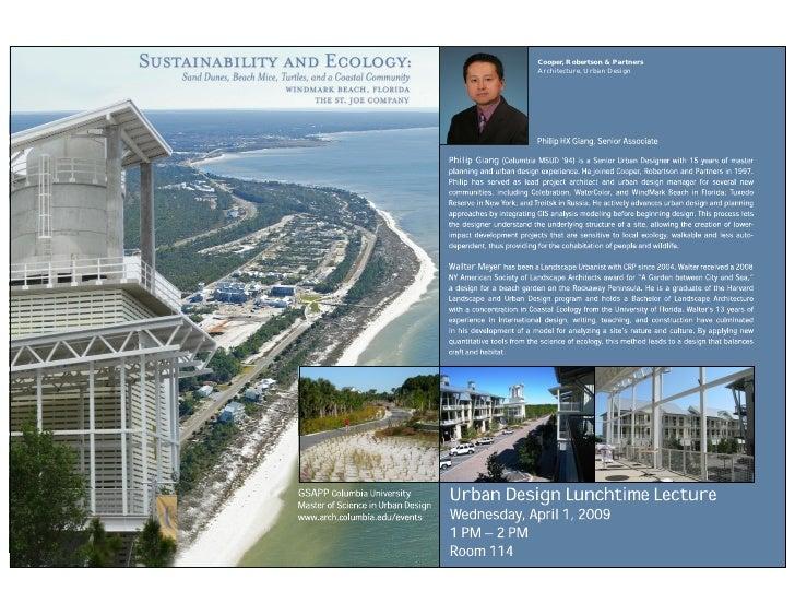 Cooper, Robertson & Partners Architecture, Urban Design
