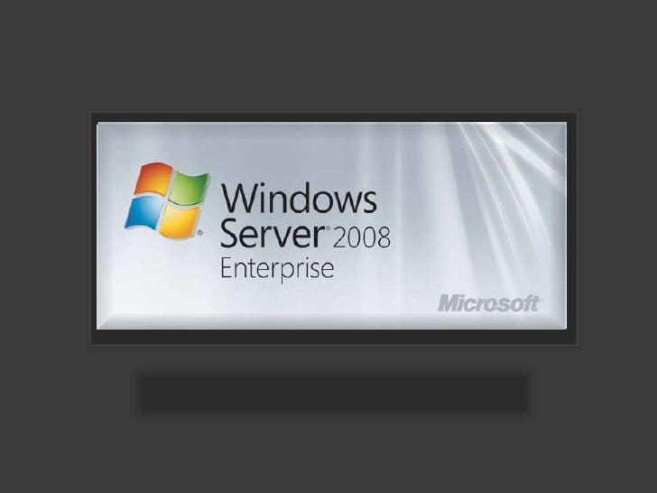 Ediciones Windows7 Y Windows Server 2008