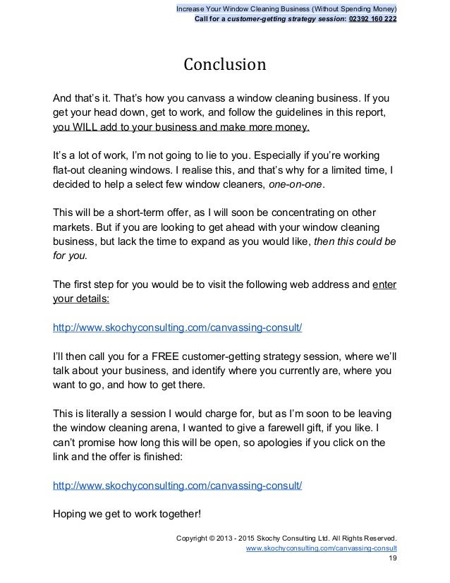 19 increase your window cleaning. Resume Example. Resume CV Cover Letter