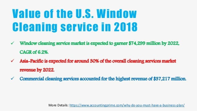cleaning services business plan