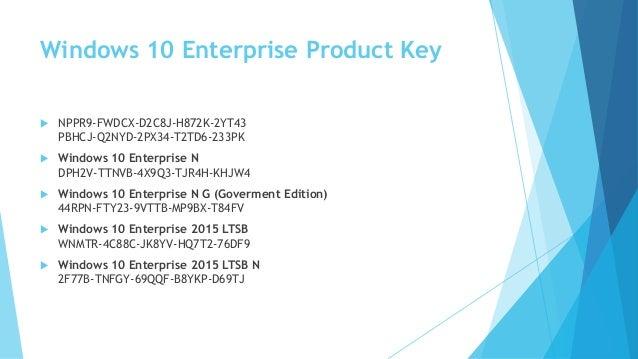 Free Windows 10 Product Key (100% WORKING)