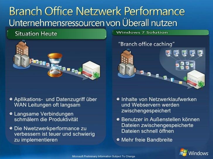 <ul><ul><li>Inhalte von Netzwerklaufwerken und Webservern werden zwischengespeichert </li></ul></ul><ul><ul><li>Benutzer i...