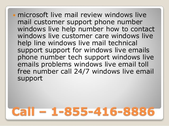 windows live mail customer support by amelie johnson issuu