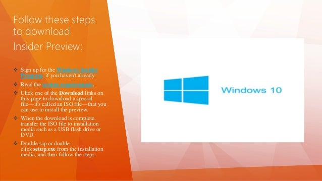 An introduction to Windows 10