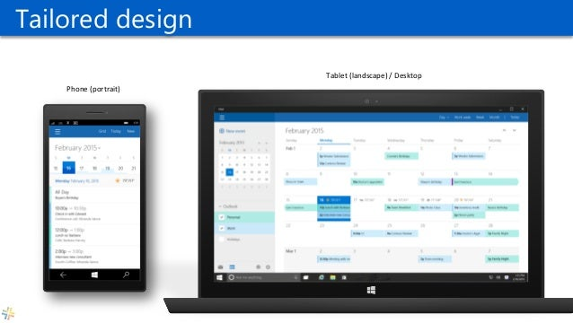 Building designing windows 10 universal windows apps for Window design app