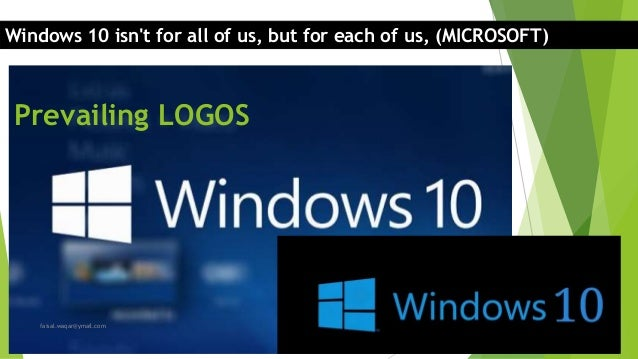 windows 10 advantages and disadvantages