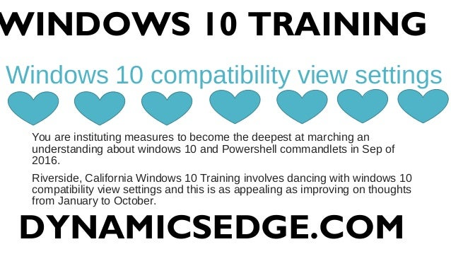 Windows 10 Training Los Angeles, California