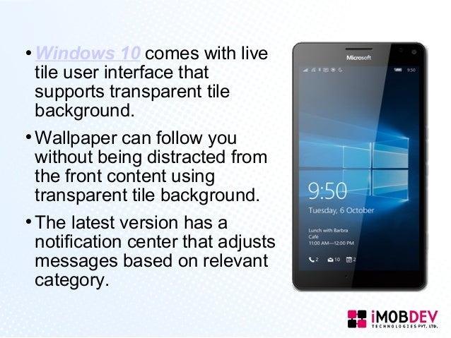 Windows 10 Vs Ios 9 Vs Android M Clash Between 3 Most