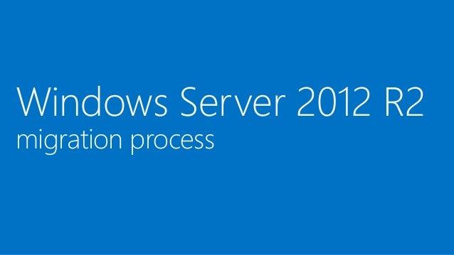 Updating windows server 2012