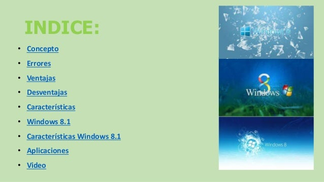 Windows 8  Slide 2