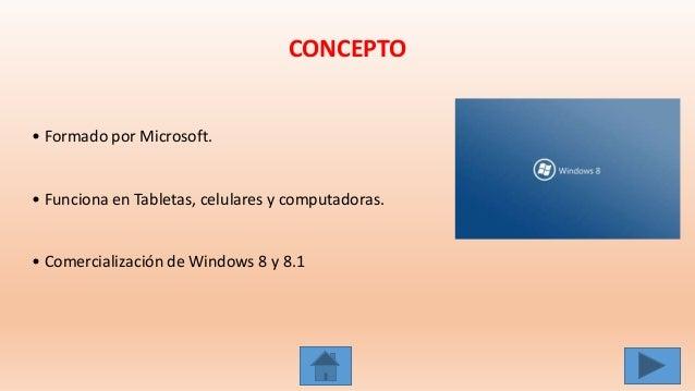 Windows 8  Slide 3
