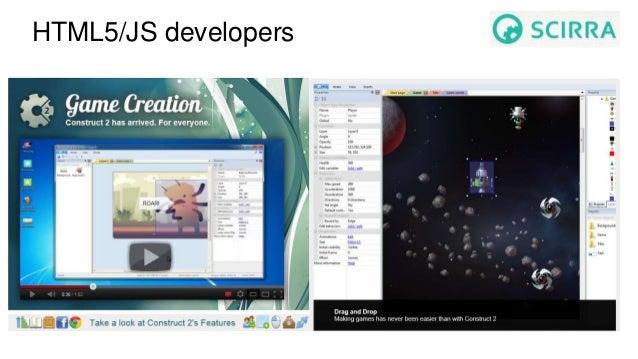 windows 8 game development html5