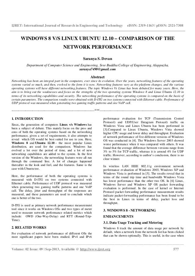 linux research paper The unix operating system:  in 1996 evansgroup technology carried out research among computer system buyers in the united states and europe  this white paper.