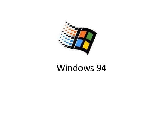 windows 94 parodia bsod