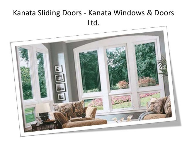 Kanata Doors And Windows - Kanata Windows & Doors Ltd. Slide 3