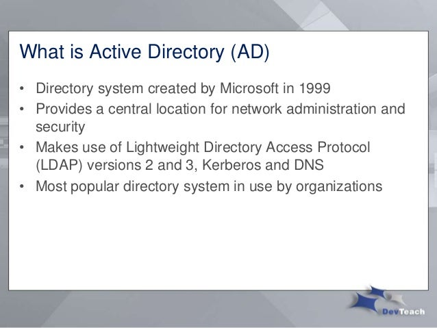 windows azure active directory  identity management in the