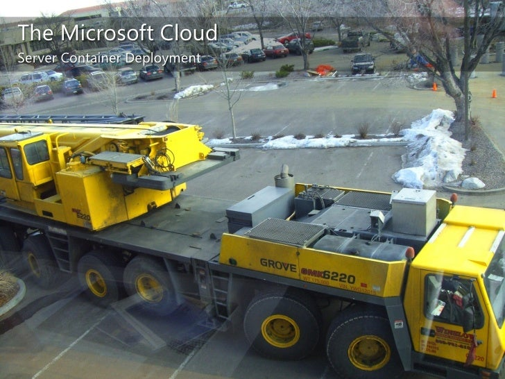Microsoft Cloud Strategy<br />Platform of Choice<br />