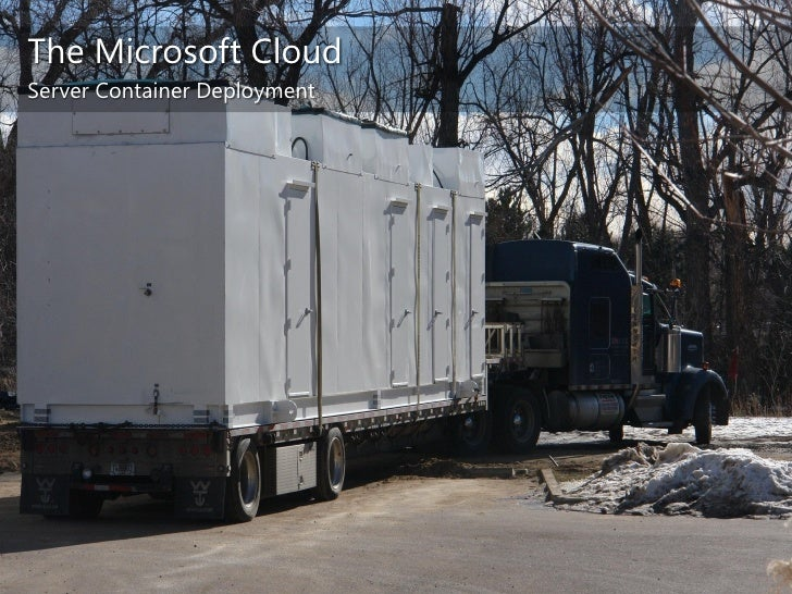 Microsoft Cloud History<br />(6 years)<br />4B emails/day<br />(7 years)<br />5B conf<br />min/yr<br />(15 years)<br />450...