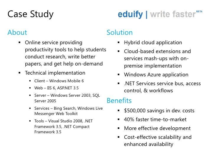 Multiple physical data centers</li></ul>Solution<br /><ul><li>Cloud-based overflow capacity