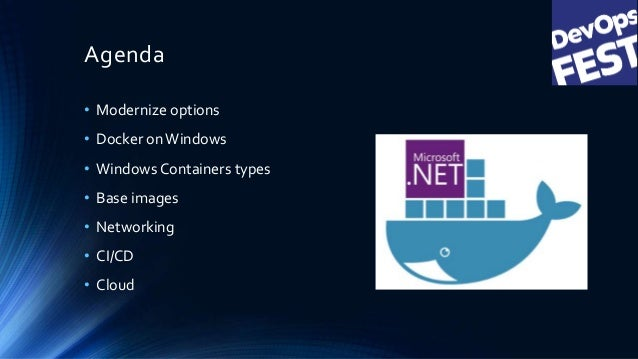 JS Fest 2019. Алексей Бороденко. Windows Containers. Why should I care? Slide 2