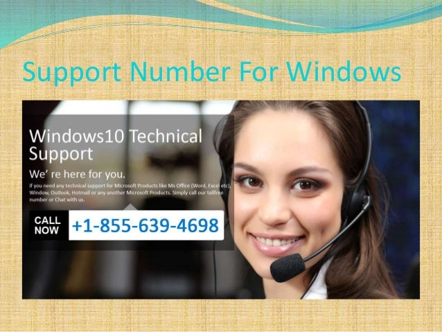 Windows 10 Customer Service Number +1-855-639-4698 | CALL NOW |Micros…