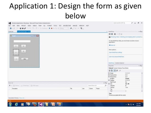 Windows form application_in_vb(vb net --3 year)