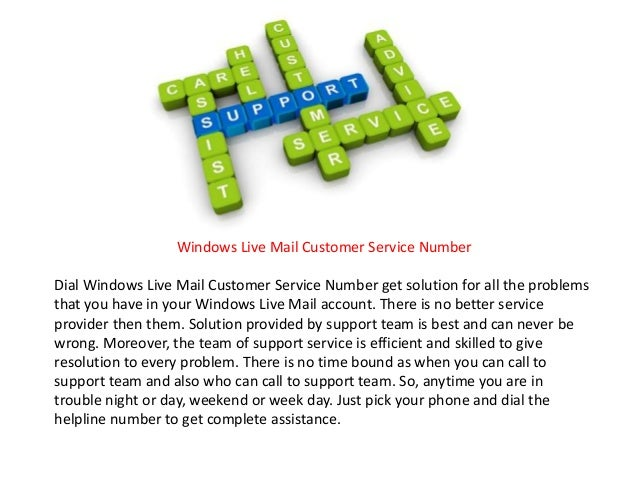 windows customer service phone number