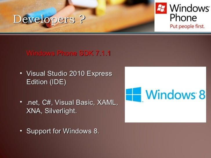 Windows Phone PPT