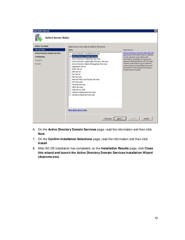 Windows server 2008 step by-step guide for dns in small networks