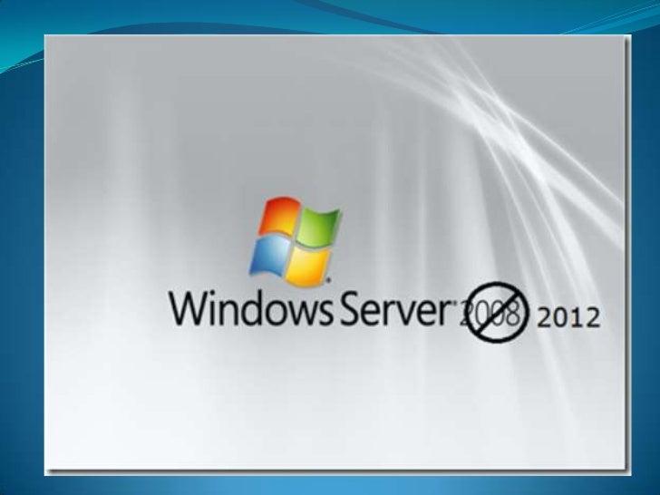  O Windows Server 2012 oferece centenas de novos  recursos e aperfeiçoamentos para transformar a  virtualização e a compu...