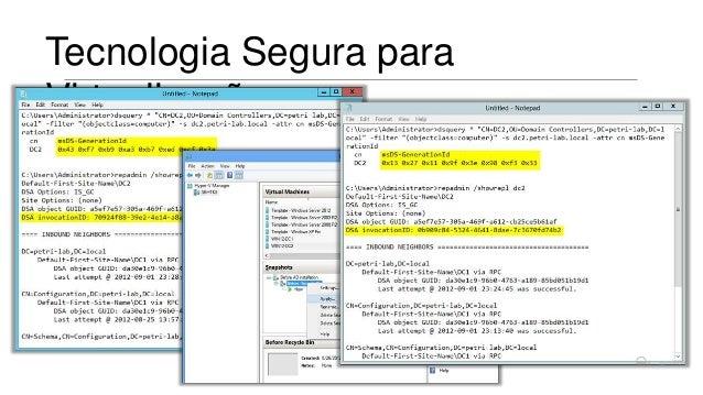 Windows server 2012 active directory e server manager fabio hara