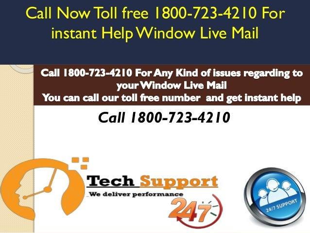 windows tech support 1800 723