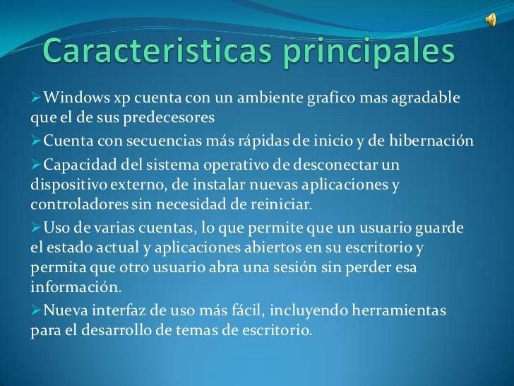 Caracteristicas principales de windows vista for Escritorio ergonomico caracteristicas
