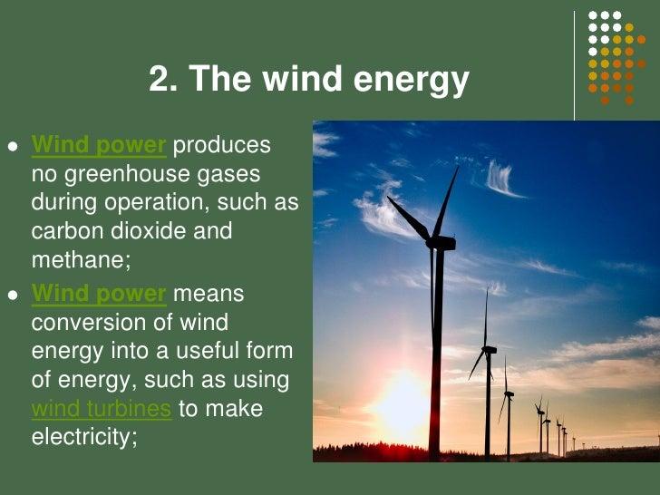 Wind Presentation