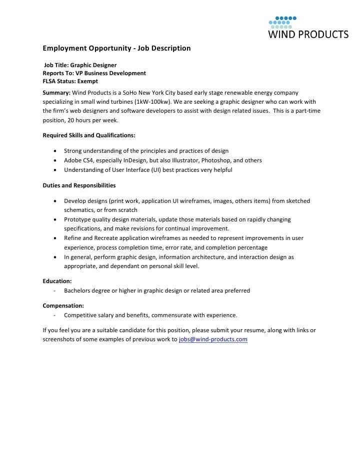 Benefits of updating job descriptions