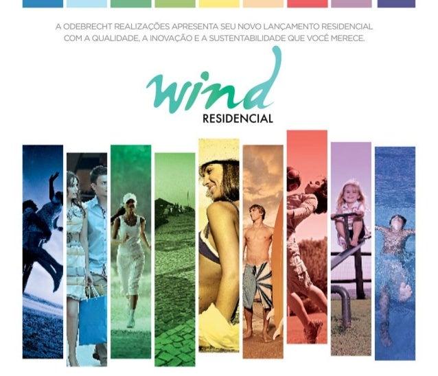 Wind Residencial - Vendas (21) 3021-0040 - ImobiliariadoRio.com.br