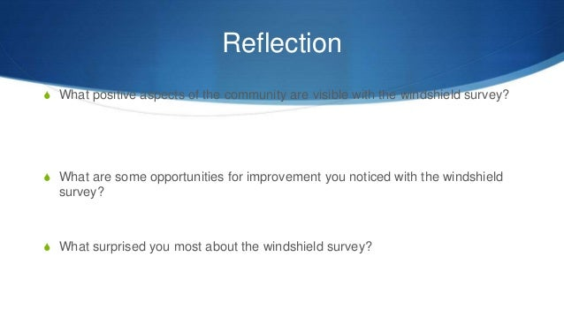 Windshield survey template 2 media sources 16 maxwellsz