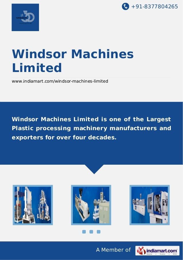 314c86249c7c1a Windsor Machines Limited
