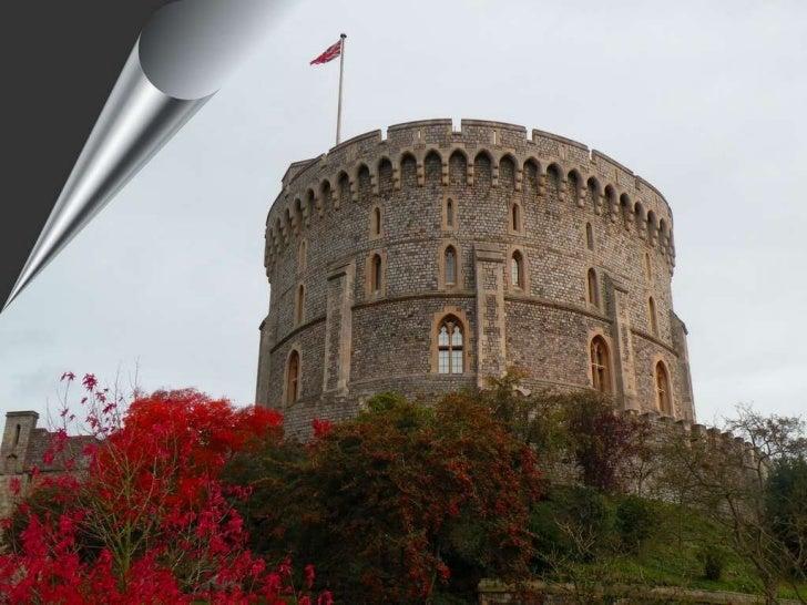 Windsor (Castle & Village) Slide 1