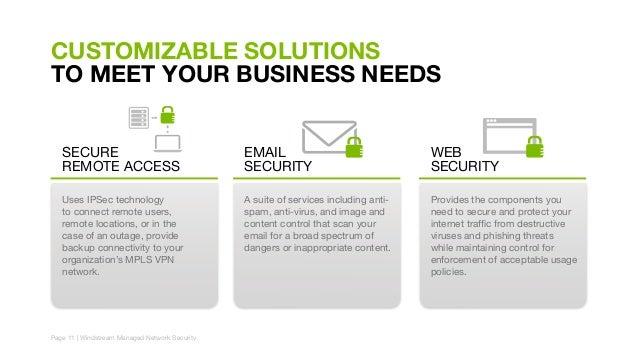 Windstream Managed Network Security Ebook