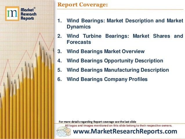 Wind Turbine Bearings: Market Shares, Strategies, and