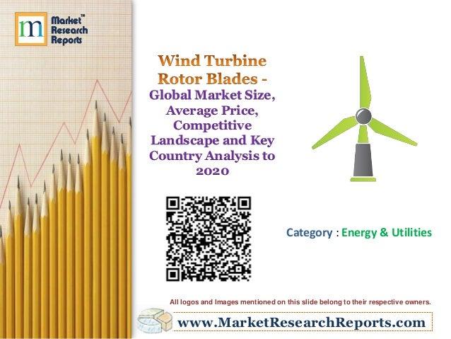 Wind Turbine Rotor Blades- Global Market Size, Average Price