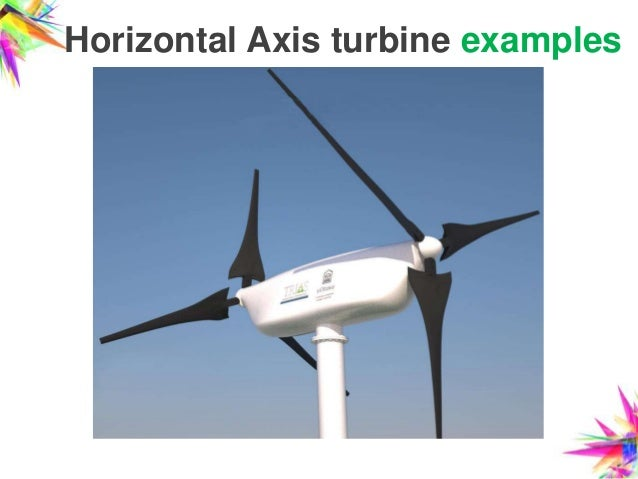 Horizontal wind turbines VS Vertical wind turbines