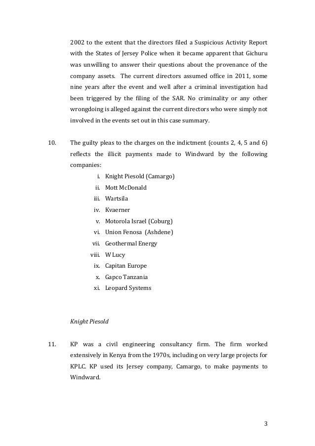 Windward Sentencing Conclusions Slide 3