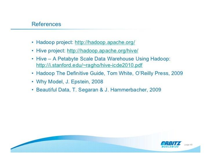 Amazon.com: Customer reviews: Hadoop: The Definitive Guide
