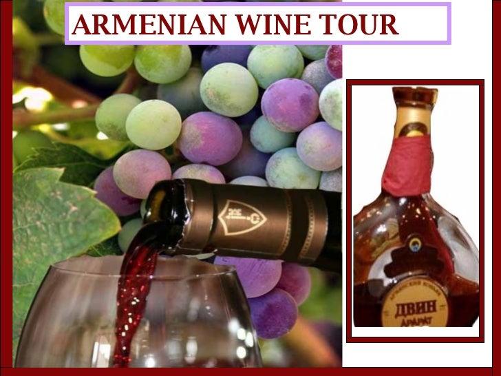 ARMENIAN WINE TOUR