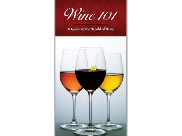 Scott Phinney - Wine 101