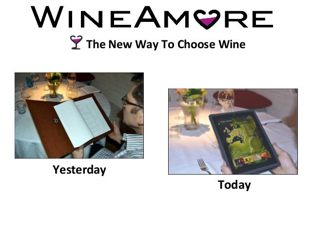 The New Way To Choose WineYesterday                          Today