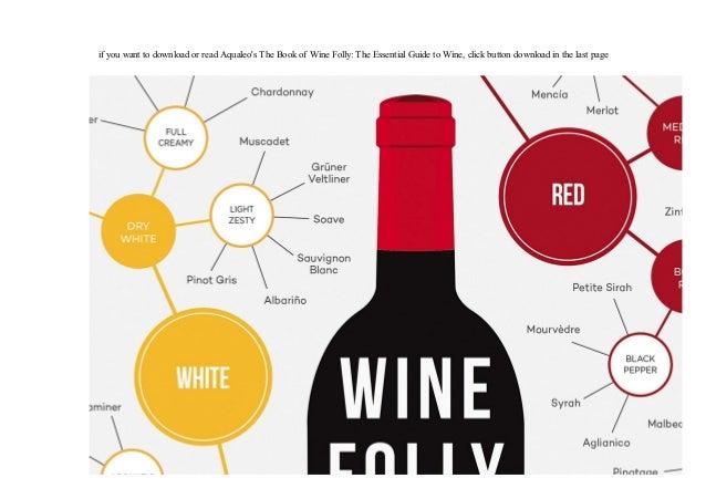 Wine Folly Book Pdf